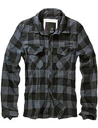 Brandit Check Shirt Herren Flanell Hemd B-4002