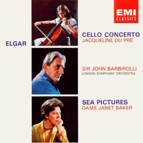 Centenary Best Sellers - Violoncellokonzert / Sea Pictures (Elgar)