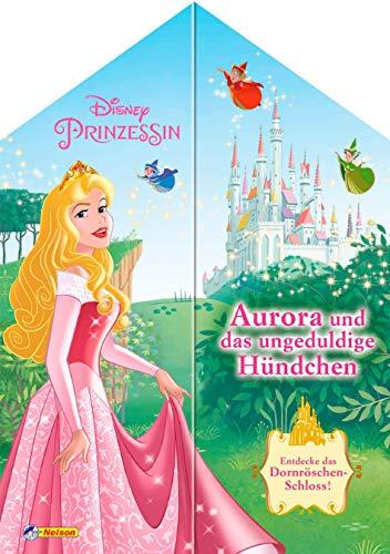 Disney Prinzessin: Aurora und das ungeduldige Hündchen: Entdecke das Dornröschen-Schloss!