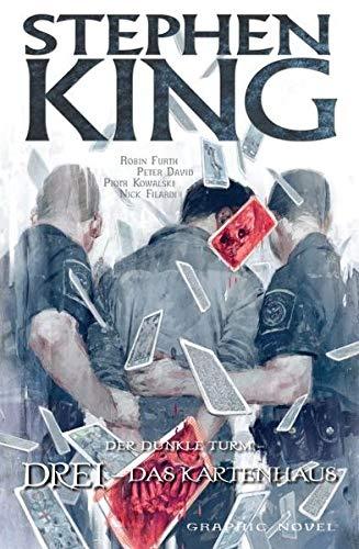 Stephen Kings Der Dunkle Turm: Bd. 13: Drei - Das Kartenhaus - Stephen King-bild