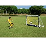 Best Soccer Rebounders - Kids 3in1 Football Target Shot and Soccer Rebound Review