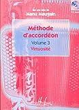 Méthode d'accordéon Volume 3