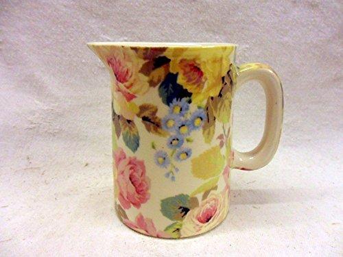 Rose Chintz creme Krug von Heron Cross Pottery. Vintage Rose Chintz