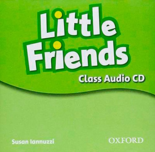 Little Friends. Class Audio CD