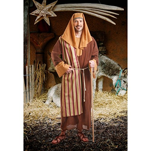 El Rey del Carnaval - Disfraz san jose talla unica