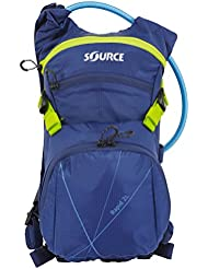 SOURCE Rapid Backpack Trinkrucksack 2 L Dark Blue/Green 2016 Outdoor