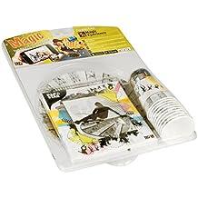 Papstar 86097Pack de Fête, frais fibre de carton et Tissue Multicolore