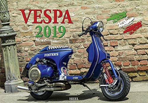 Vespa 2019: Italienischer Livestyle auf zwei Rädern