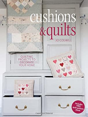 Cushions & Quilts: Quilting Projects to Decorate your Home - cheap UK cushion shop.