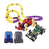 Kinder-Rennspiele, E-Bahn-Spielzeuge, Allrad-Rennen, Elektrisches Spielzeug für Kinder