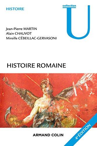 Histoire romaine - 4e éd.