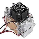 Acondicionador de refrigeración de 2 chips de 140 W, refrigeración por aire, refrigeración por agua