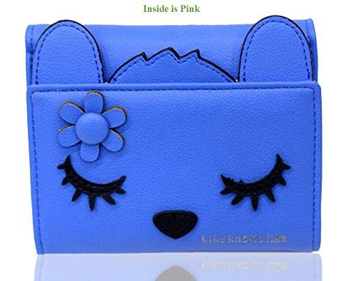 shayin-cat-mini-wallet-clutch-card-holder-handbag-for-girls-and-women-tiefblau