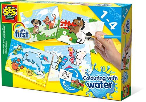 SES Creative - 14421 - Coloriage à l'Eau