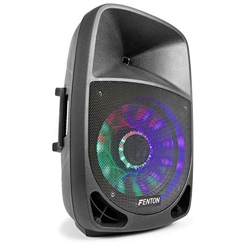 Fenton FT1500A Bafle Activo 15'' MP3/BT/LED