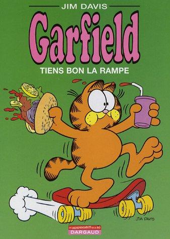 Garfield, Tome 10 : Tiens bon la rampe
