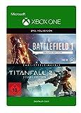 Battlefield 1 & Titanfall 2: Deluxe Edition Bundle [Xbox Live Online Code]