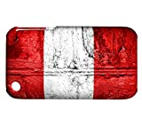 Coque iPhone 3G 3GS Drapeau PEROU 07