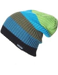 Amazon.es  Multicolor - Gorros de punto   Sombreros y gorras  Ropa d784d072e8f