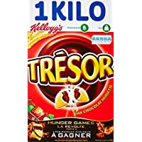 Kellogg's Céréales Trésor Chocolat Noisette 1 kg
