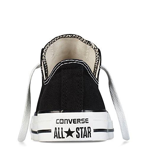 CONVERSE Chuck Taylor All Star Seasonal Ox, Unisex-Erwachsene Sneakers, Schwarz (Black), 39 EU - 10