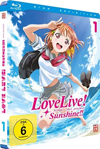 Kostüm Idole Musik - Love Live! Sunshine! Vol. 1 [Blu-ray]