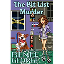 The Pit List Murder (A Barkside of the Moon Cozy Mystery Book 3)