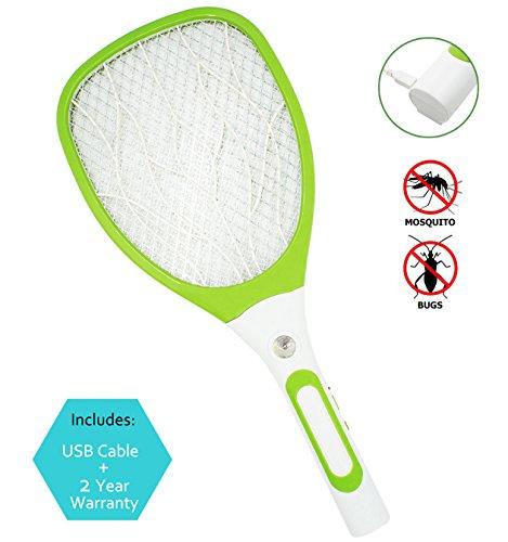 samoa-matamoscas-electrico-mosca-raqueta-mosquitos-moscas-usb-con-luces-con-nuevo-mango-verde