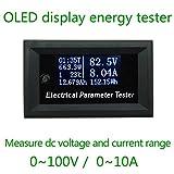 New HD OLED 100V DC Voltmeter display mo...