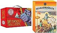 Complete Mythology Collection (Set of 73 Titles)+Mahabharata:Vol. 1, 2 &am