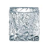 Spiegelau & Nachtmann, 2er-Set Votiv, Kristallglas, Höhe: 7 cm, Ice Cube, 0090029-0 - 3