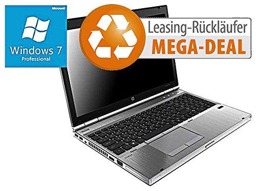 "HP Elitebook 8560p, 15,6"" WXGA, Core i5, 8GB, 240GB SSD,Win7(refurb.)"