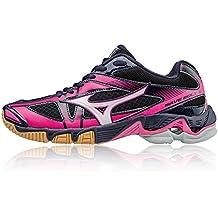 Mizuno Wave Bolt Wos, Zapatos de Voleibol Mujer