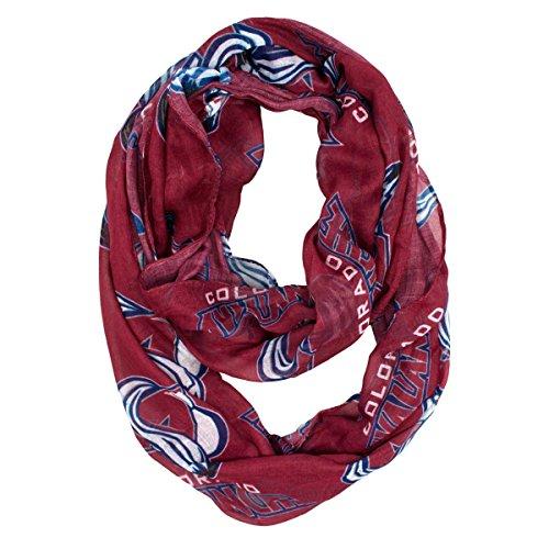 NHL Infinity Schal, damen, Standard Color