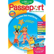 Passeport De CE1 au CE2 - Cahier de vacances