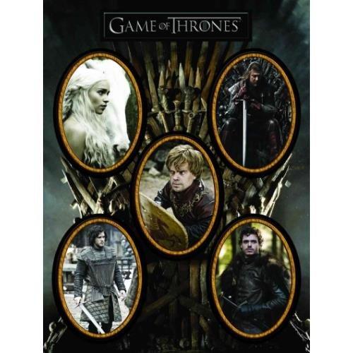 Preisvergleich Produktbild Game of Thrones Character Magnet Set