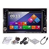 Universal Windows8 UI Autoradio Navigation MIT Doppel 2 DIN GPS Navi Bluetooth USB MP3 DVD CD SD HD