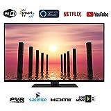 EAS E32SL702 TELEVISOR 32'' Smart TV DVB-T/T2/C/S/S2 HEVC WiFi