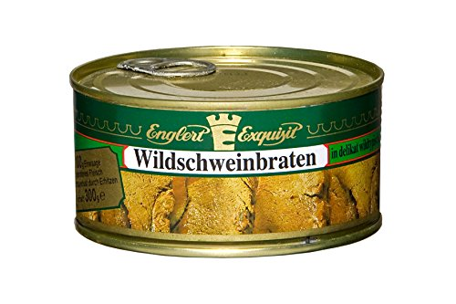 ENGLERT Wildschweinbraten/Dose, 1er Pack (1 x 300 g)