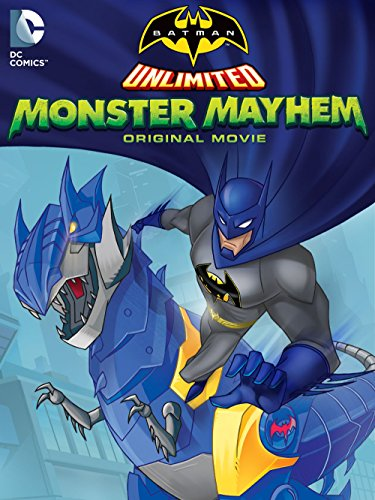 Batman Unlimited: Monster Chaos