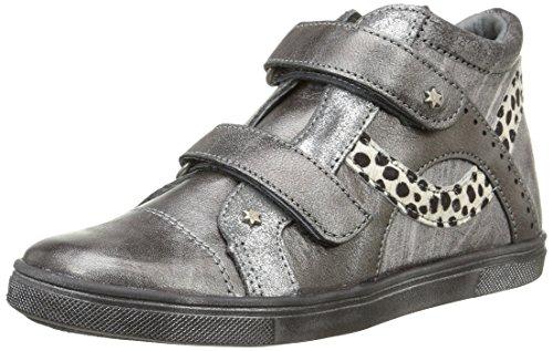 Babybotte - Kiran, Sneakers per bambine e ragazze, grigio (226 gris métallisé), 29