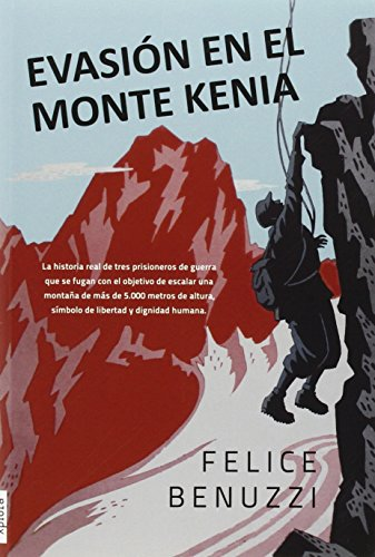 Evasión en el monte Kenia