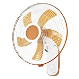 CRADLE OF THE WIND Wall-Mounted Electric Fan Shaking Head Can Be Timed Mute