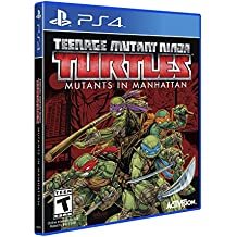 Teenage Mutant Ninja Turtles: Mutants in Manhattan - PlayStation 4 by Activision