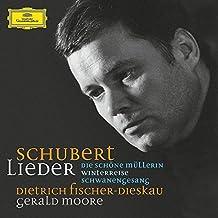 Schubert:Lieder Ed. Ltda - Fischer-Dieskau