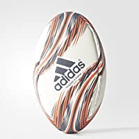 wholesale dealer ab1c3 b6c50 adidas Torpedo X-Treme Balón de Rugby, White Collegiate Navy Scarlet,
