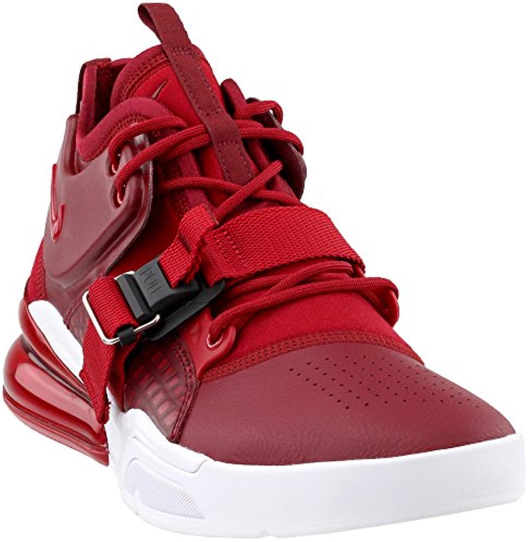 les hommes chaussures de la force aérienne de nike chaussures hommes en cuir rouge ah6772-600 270 baskets b57652