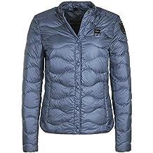 Blauer jacken logo