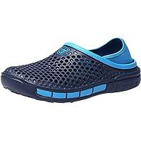 Kenmeko Scarpe Pantofole Sportive da Uomo estive per Interni Scarpe Casual Slip-On Beach Walk