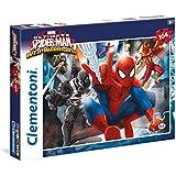 Spiderman - Puzzle de 104 piezas (Clementoni 27958)